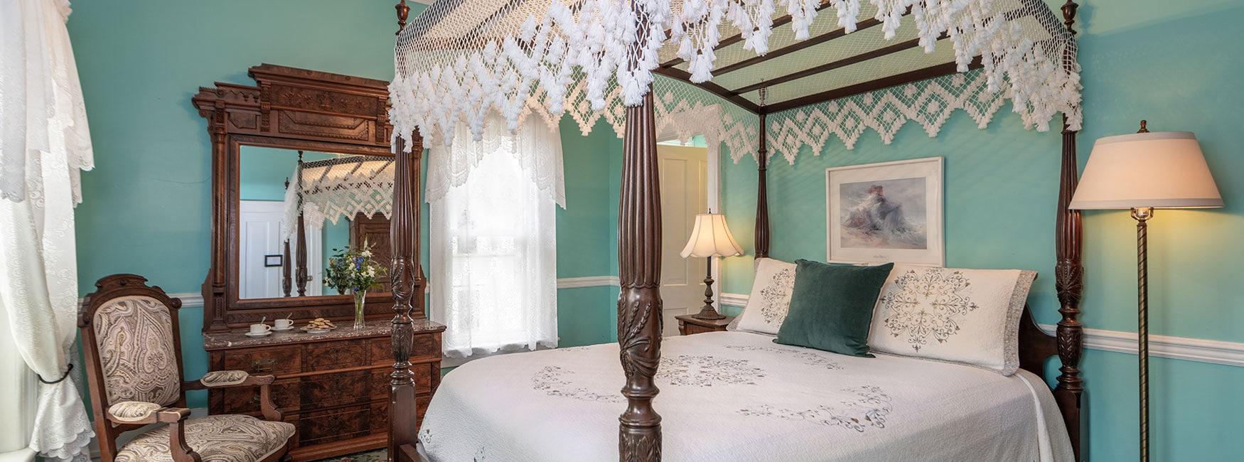 Bridget guest room