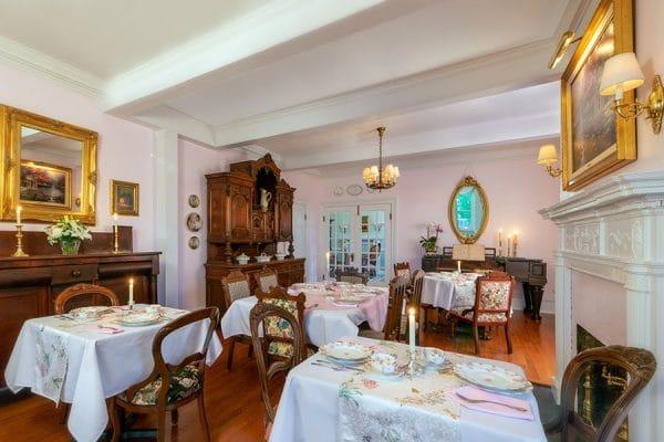Cloghaun dining room